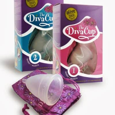 Ladies Only!   The Diva Cup {Review}