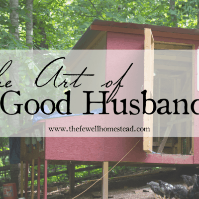The Art of Good Husbandry