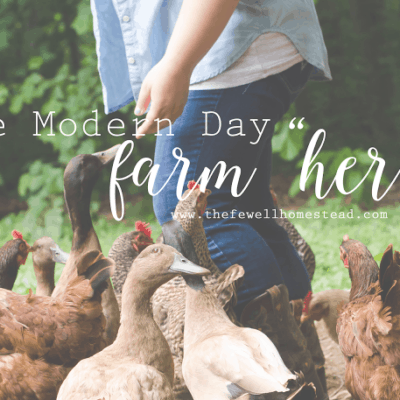 "The Modern Day Farm""her"""