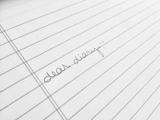 Dear Diary | Unexpected life lessons