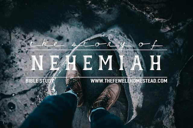 Bible Study | The Story of Nehemiah