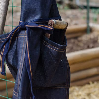 The Sloggers Apron | My New Favorite Homestead Tool