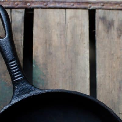 How To Properly Use and Season Cast Iron