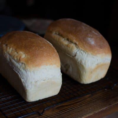 Easy Sourdough Starter and Bread Recipe