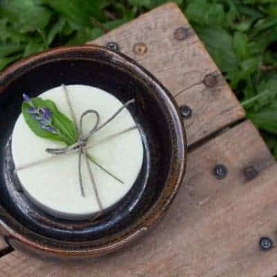 How to Make Plantain Leaf Herbal Soap