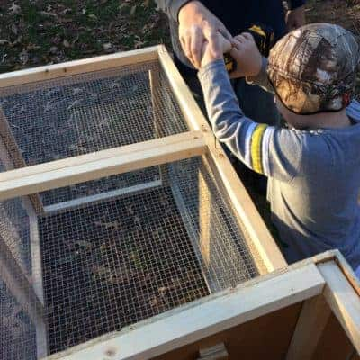 (Video) The Lehman's Chicken Coop and Brooder