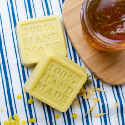 How to Make Herbal Lotion Bars