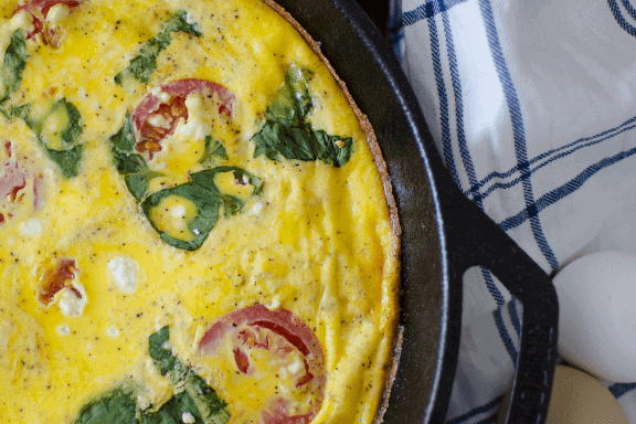 How to Make a Farm Fresh Frittata