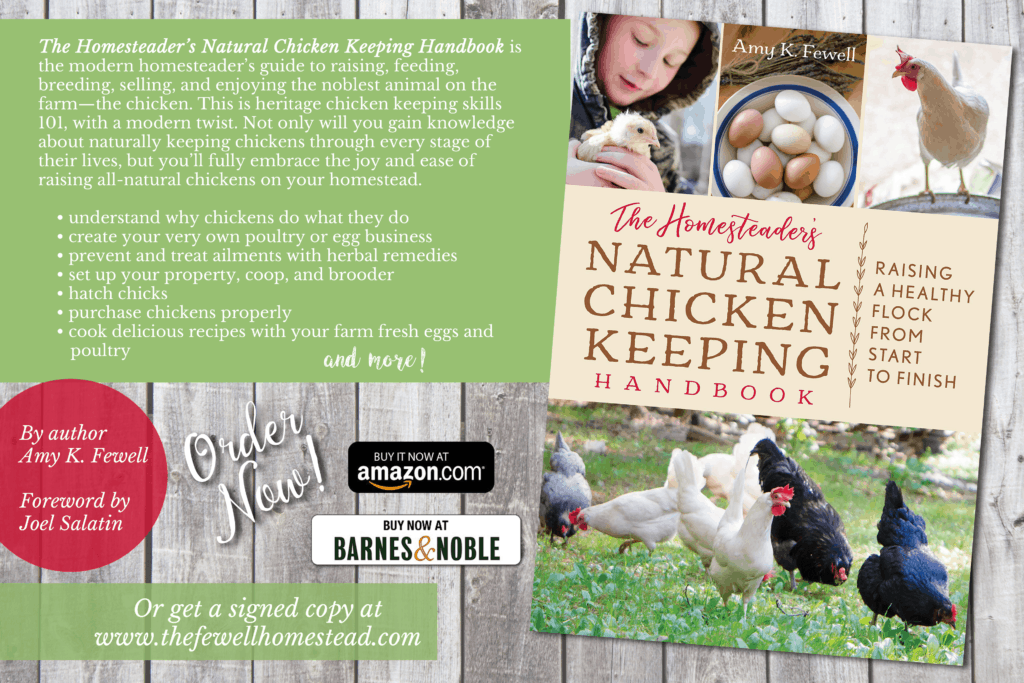 Raising Chickens Naturally