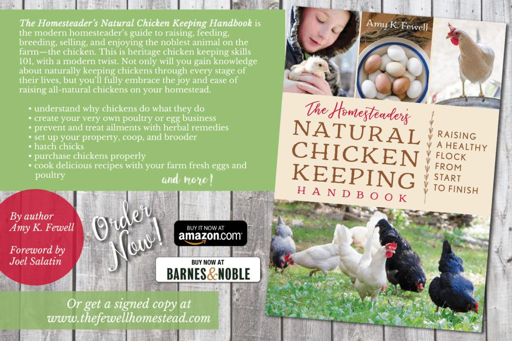 Raising Chickens Naturally