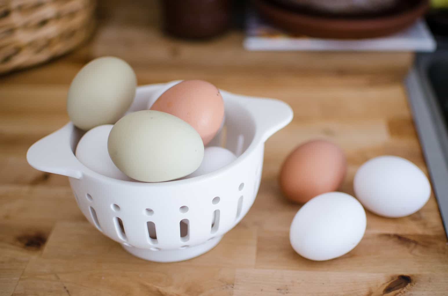 Learn how to preserve your abundance of chicken eggs!