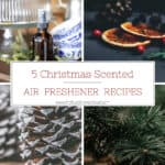 5 Christmas Homemade Air Fresheners