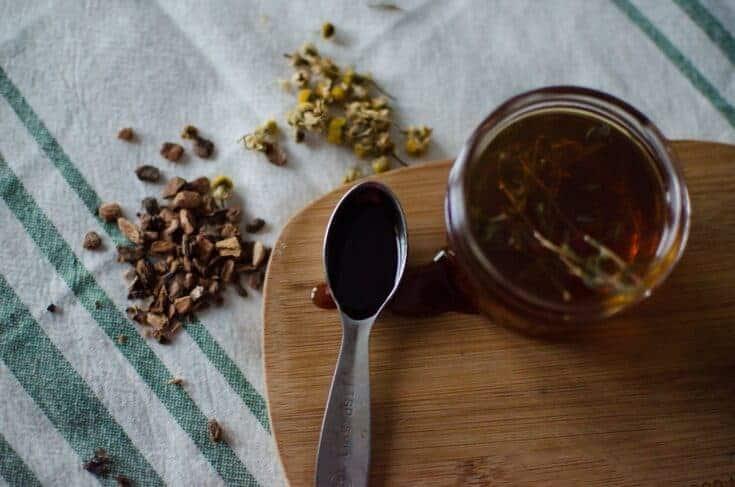 Natural Homemade Cough Syrup