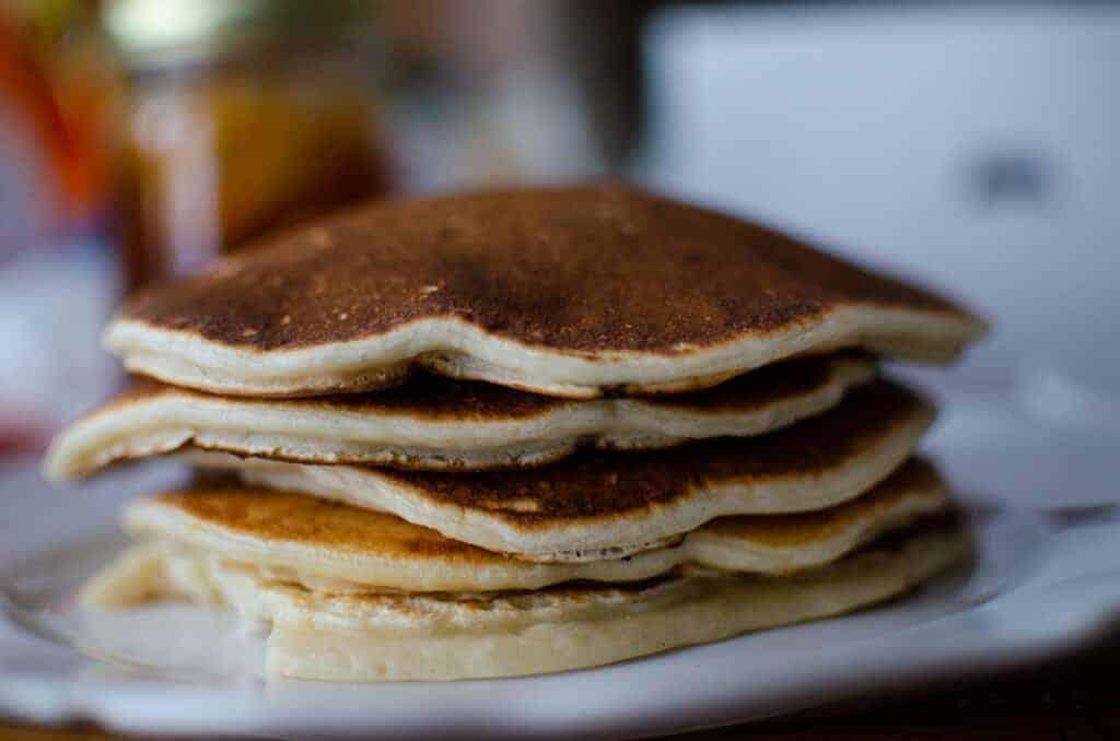 Sourdough Discard Sourdough Pancakes