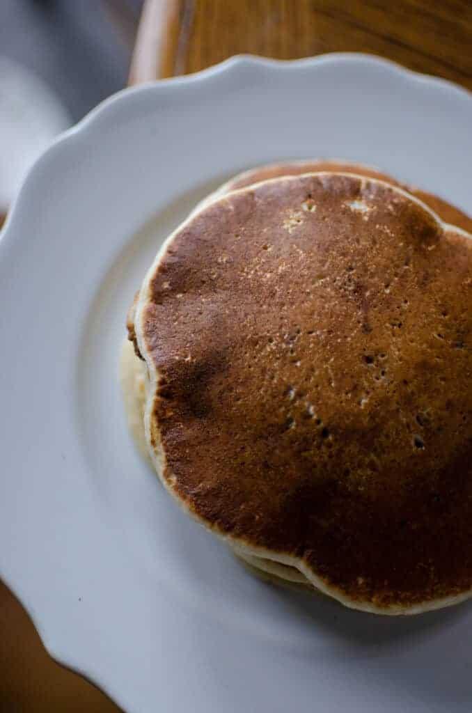 Sourdough Discard Traditional Sourdough Pancakes