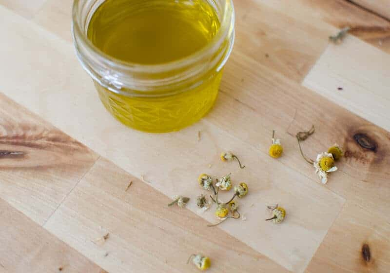 How to Make Herbal Infused Oil for Salves and Herb Products