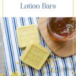 Herbal Lotion Bars