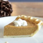 White Pumpkin Pie Recipe