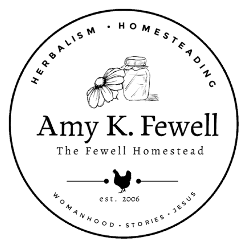 Amy K Fewell | The Fewell Homestead