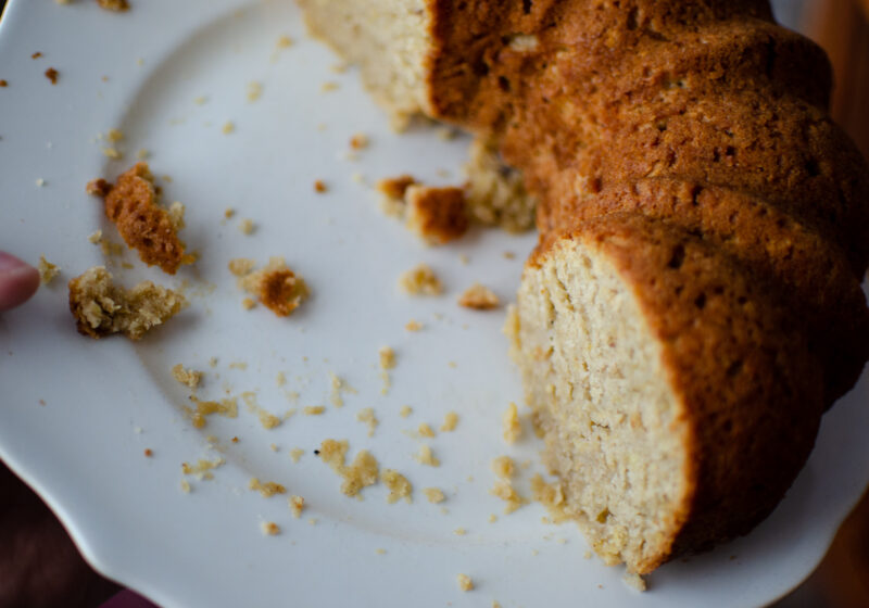 Old Fashioned Apple Cake | A Family Heirloom