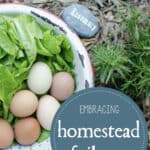 What Happens When I Fail at Homesteading?